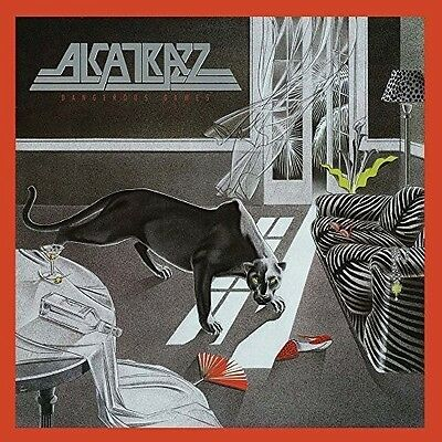 Alcatrazz   Dangerous Games  New Cd  Expanded Version  Uk   Import