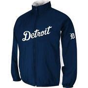 Detroit Tigers Majestic Jacket