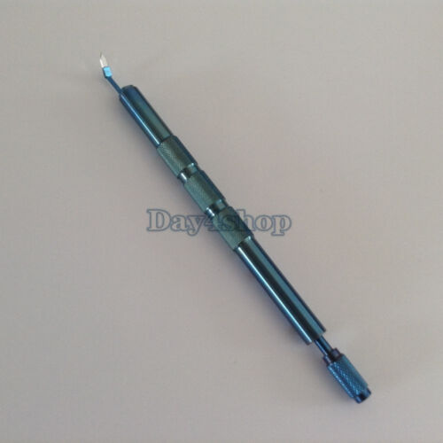 1pcs  2.50mm Clear Cornea Blades ophthalmic instrument