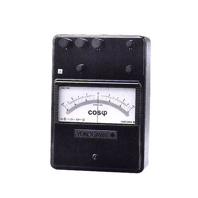 Yokogawa 203903 Portable Power Factor Meter, 5/25 A; 120 V (usable in