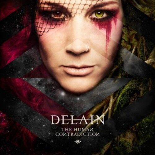 Delain - Human Contradiction [New CD]