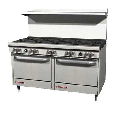 Southbend S60ac 60 S-series Gas Restaurant Range