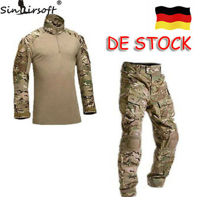 G3 Combat Uniform Verkauf Armee Shirt Hose Set Military Airsoft MultiCam Camo Multicam Combat Uniform