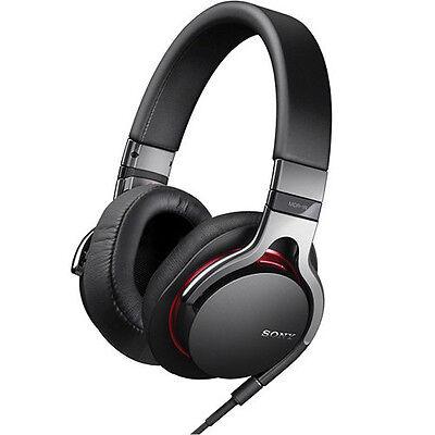 New SONY MDR-1ADAC/B Premium Hi-Res Stereo Headphone MDR1ADAC/B