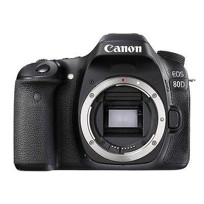 Купить Canon - Canon EOS 80D 24.2MP Digital SLR Camera Body