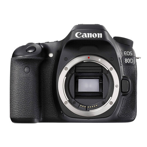 Canon EOS 80D 24.2MP Digital SLR Camera Body -   10 - Canon EOS 80D 24.2MP Digital SLR Camera Body