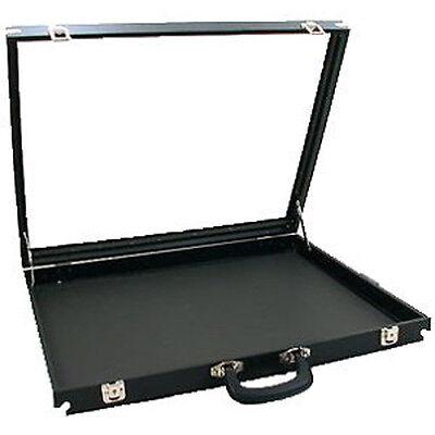 Glass Top Travel Display Case 30 X 17 12 Swap Meet