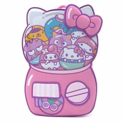 x sanrio hello kitty kawaii machine figural