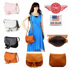 Faux Leather Shoulder Bag Small Handbags & Purses