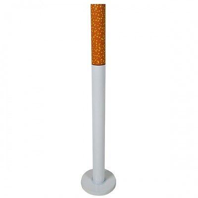 Standaschenbecher mit Fuss 72 cm Zigarette Ascher Stehascher Aschenbecher