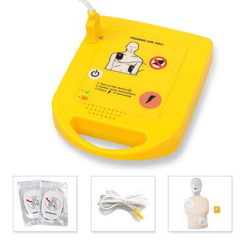 AED Trainer XFT-D0009 Mini Training First Aid Device Teaching Machine Train Kits