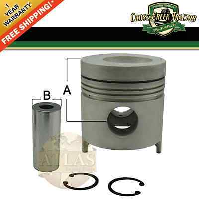 D9nn6108ka New Ford Tractor Piston 4.4 Turbo .040 For Diesel Engines