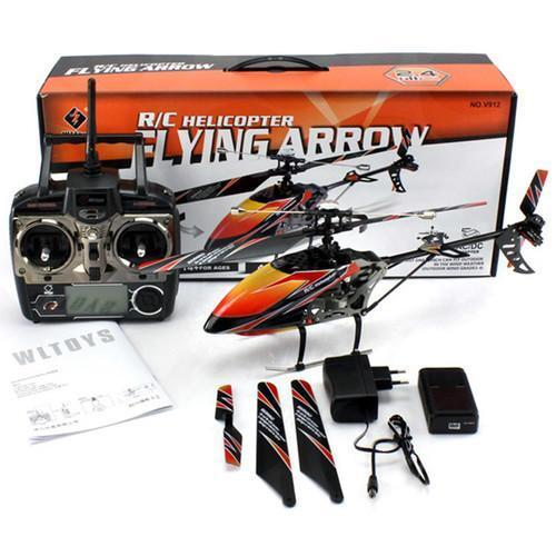 Rc Helicopter Single Blade Ebay