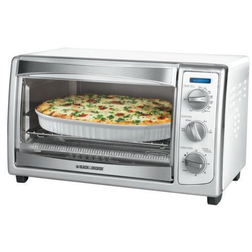 White Toaster Oven Ebay