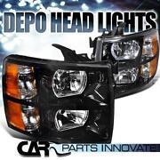 07-12 Silverado Headlights