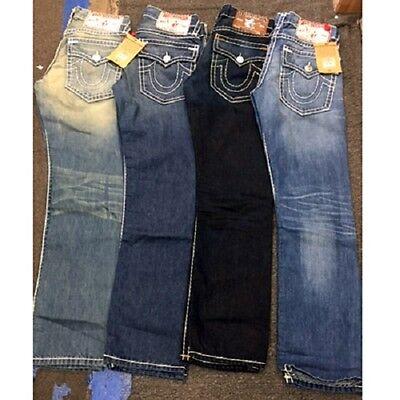 True Religion Mens Denim Jeans Assortment 24pcs. [TRMENS@$]