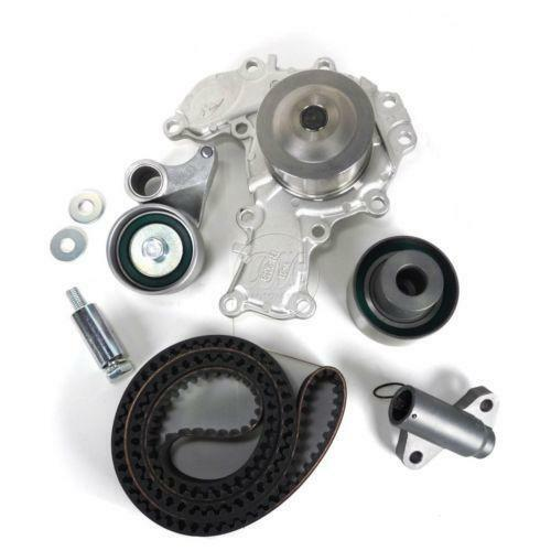 How to replace timing tensioner isuzu trooper