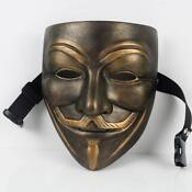 V for Vendetta Mask Resin