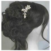 Ivory Bridal Hair Combs