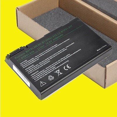 Acer 4150 Replacement Battery 14.8V 4400mAh BATCL50L Acer Batcl50l Battery Replacement