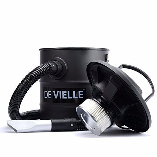 De Vielle Fireplace Fire Stove Wood Burner Vacuum Ash Vac15in Kilbarchan, RenfrewshireGumtree - Fireplace Fire Stove Wood Burner Vacuum Ash Vac Great for cleaning ashes out of stoves or open fires so you dont ruin your hoover or have to mess about with a dustpan and brush!! Bought 2 years ago and still on sale on Amazon for £42.99 selling due...