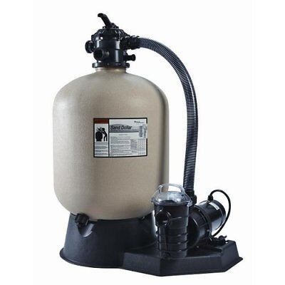 Pentair Sand Dollar Above-Ground Sand Filters & Systems