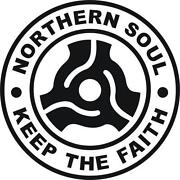 Northern Soul Decal