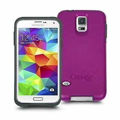 OtterBox SYMMETRY Case for Samsung Galaxy S5 (RADIANT ORCHID) (Slim Otterbox Case For Samsung S5)