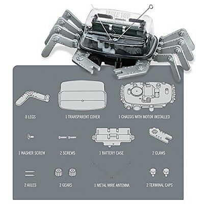 Toys For Boys Table Top Robot Educational Xmas Gift Birthday 8 9 10 11 12 - Educational Toys For Boys