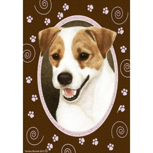Paws House Flag - Jack Russell Terrier 17024