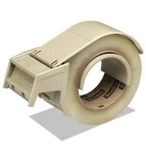 3m h 122 carton sealing tape dispenser td3mh122 ebay
