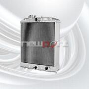 Civic 3 Row Radiator