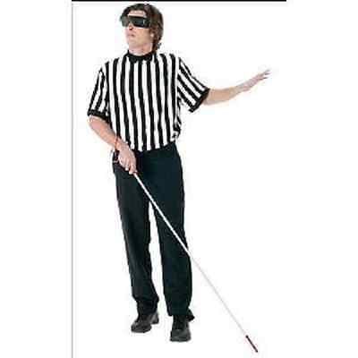 Blind Referee Adult Costume Size XL 42-46](Blind Referee Costume)