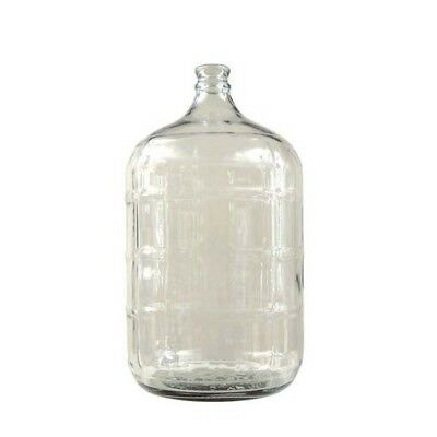 6 Gallon Glass Carboy Jug Homebrew Beer Wine Mead Cider M...