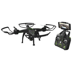Protocol Galileo Stealth Quadcopter Drone with Camera - Ready-to