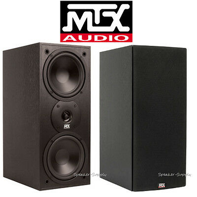 MTX Audio Monitor60i Bookshelf Speaker 6.5