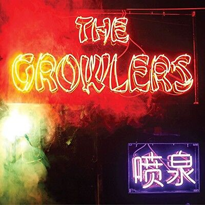 The Growlers   Chinese Fountain  New Vinyl  Digital Download