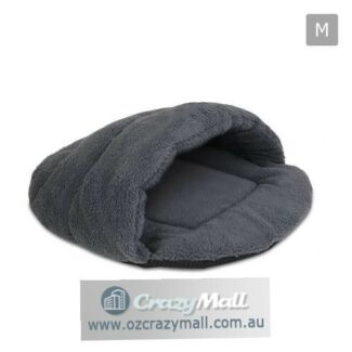 Spaciously and Cosy Pet Bed Grey Medium/Large Size