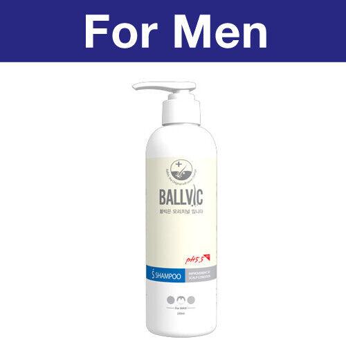 Korean Anti-Hair Loss/Regrowth for Men / S Shampoo 230g - B