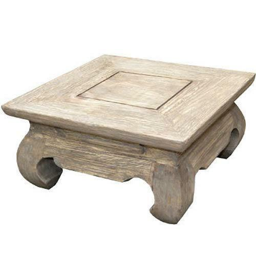 Wooden Foot Stool Ebay