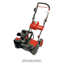 Snow Joe Cordless Single Stage Snow Blower | 18-Inch | 5 Ah Battery | Brushless