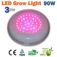 Indoor LED Plant Grow Light 90Watt