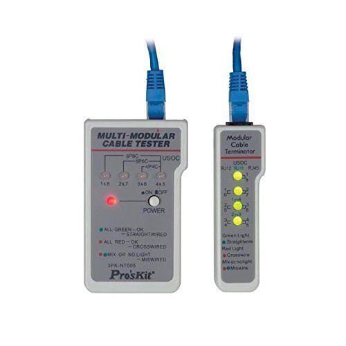 Eclipse 400-004 Multi-Modular Cable Tester