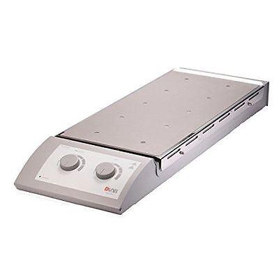 Dlab 8030140000 Ms-h-s10 10-position Magnetic Hotplate Stirrer Heating Tempera