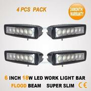 LED Flood Light Bar
