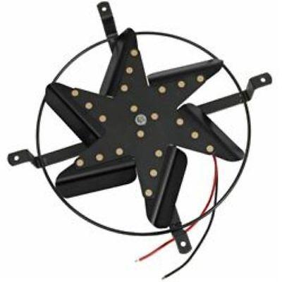 PERMA-COOL 19112 Single Electric Fan, 3,300 cfm., 12.5