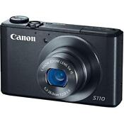 Canon Point Shoot Digital Camera