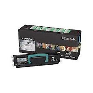 BRAND NEW GENUINE FACTORY SEALED LEXMARK E250A11A TONER CARTRIDGE E250/E350/E352