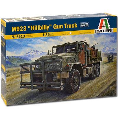 ITALERI M923 Hillbilly Gun Truck 6513 1:35 Military Model Kit
