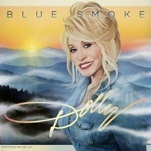 DOLLY PARTON - BLUE SMOKE: CD ALBUM (May 12th 2014)